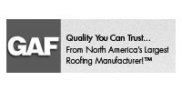 GAF roof products