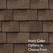 Timberline Natural Shadow shingles