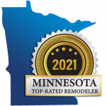 Contact a top-rated remodeler in Minnesota